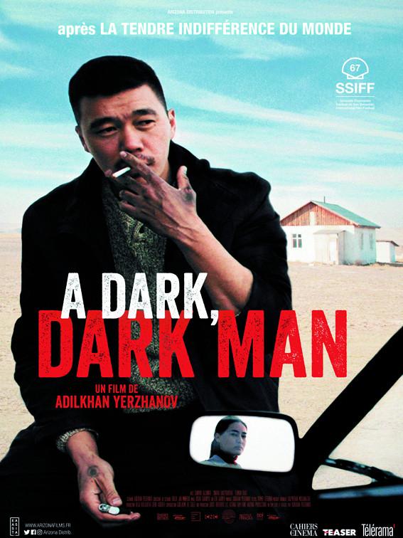 Affiche du film A dark dark man
