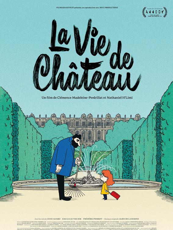 Affiche du film La vie de chateau