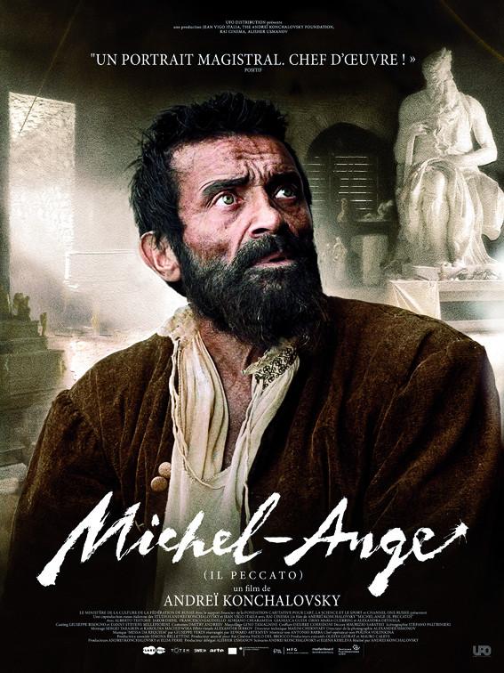 Affiche du film Michel-Ange
